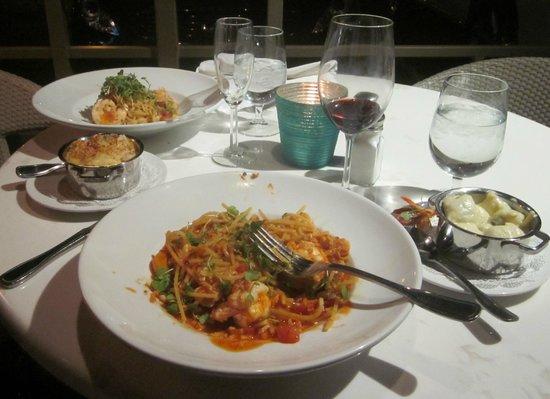 Cuttlefish restaurant Scottsdale: pasta