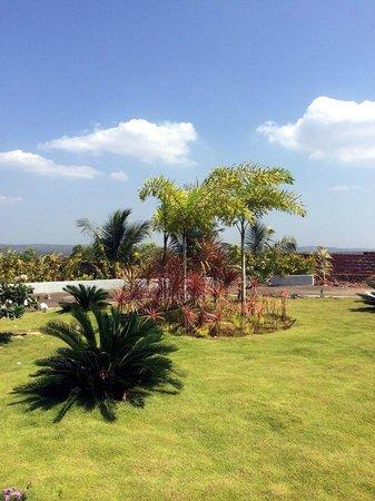 Greenleaf The Resort : Garden