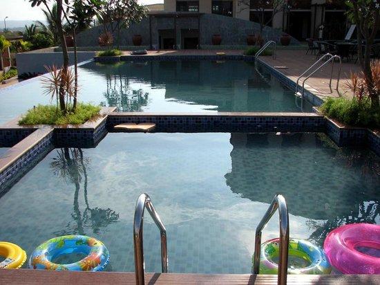 Greenleaf The Resort : Infinity Pool