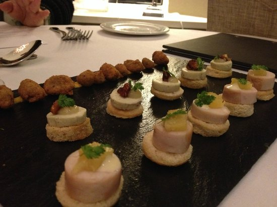 Food by Breda Murphy: canapes
