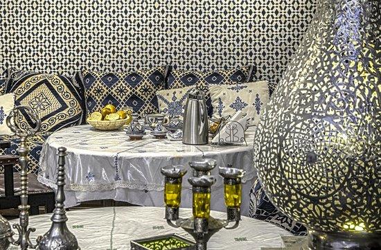 Riad Lahboul: Breakfast