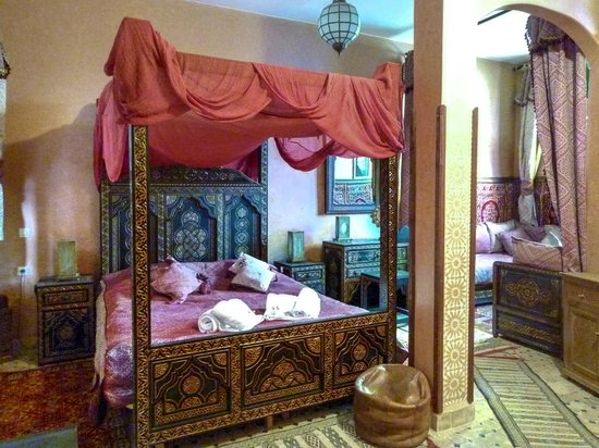 Riad Lahboul: Chleuhowi family bedroom