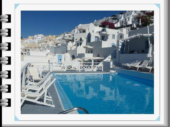 La Perla Villas: la piscine