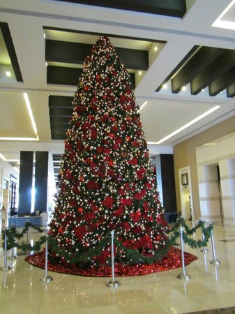 Hard Rock Hotel & Casino Punta Cana: Our Xmas tree