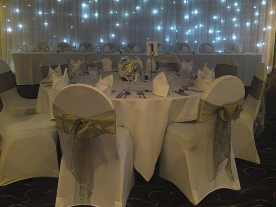 Best Western Appleby Park Hotel: Wedding