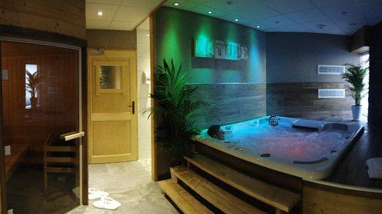 Areches, Francia: Le spa, centre bien-être de l'hôtel