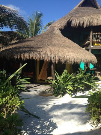 Cabanas La Luna: Our Cabana!