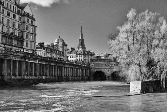 Pulteney Bridge: Poultney Bridge