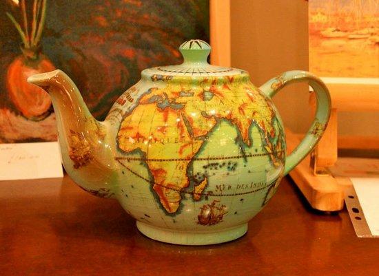 Rosie Thistle Tea Room Aberdeen