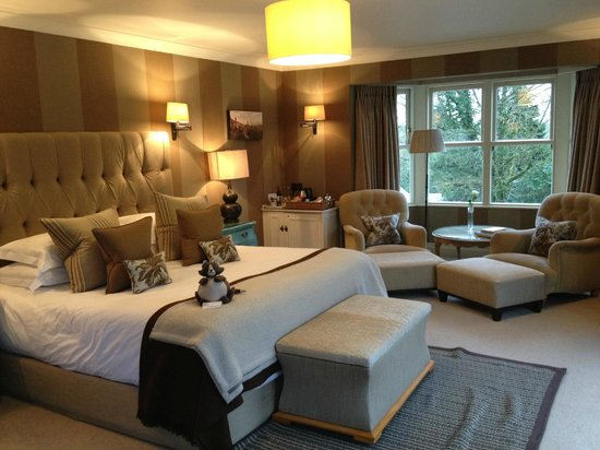 Gilpin Hotel & Lake House: troutbeck suite