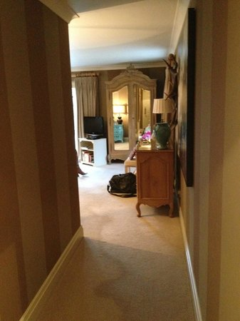 Gilpin Hotel & Lake House: room2