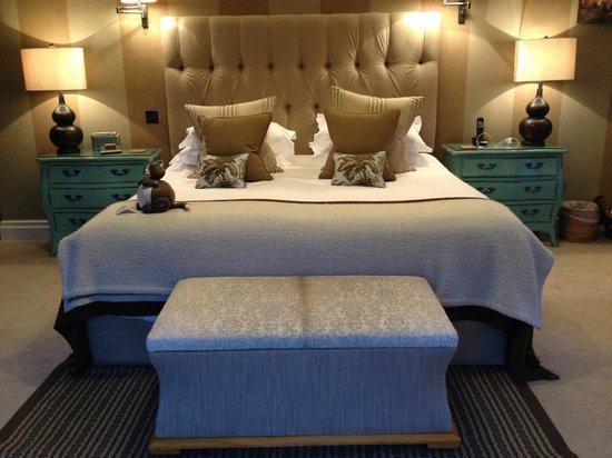 Gilpin Hotel & Lake House: room3