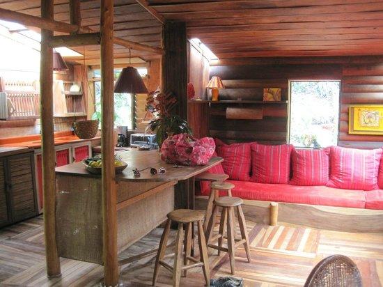 Cabins El Sol: The beautiful and cozy villa!