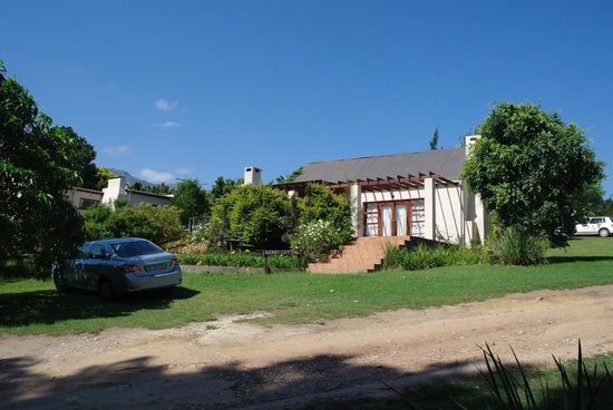 Wildebraam Berry Estate: Berry Cottage