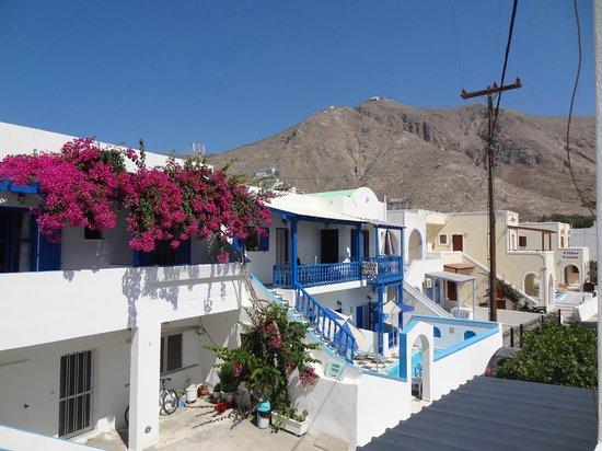 Anezina Villas: View from balcony