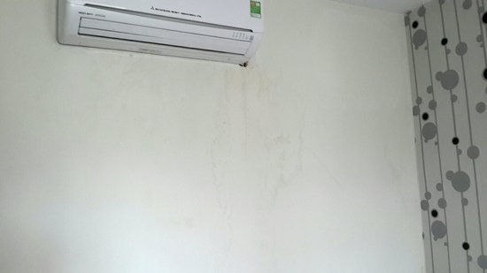 Luxury Nha Trang Hotel : Стена номера супериор))