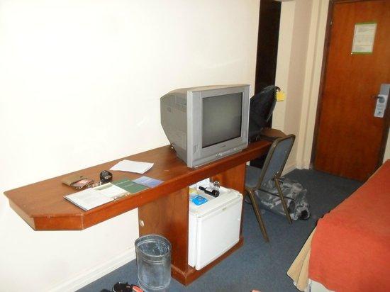 Hotel Saint George: Habitación standard