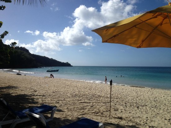 Mount Cinnamon Resort & Beach Club: Grand Anse Beach