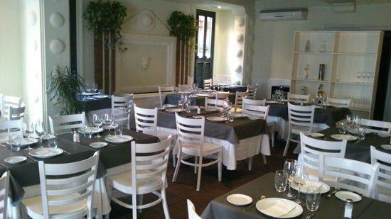 Finca Lucero. Restaurante Italo Argentino