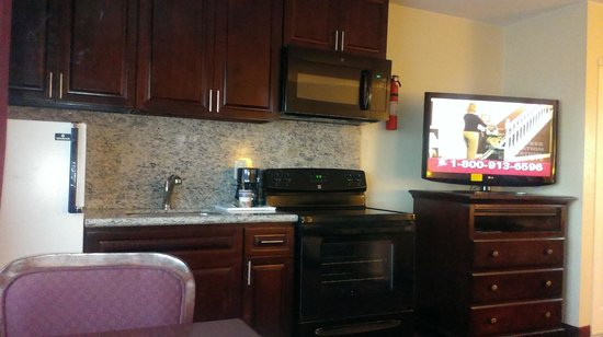 Best Western Continental Inn: Beast Western Suite