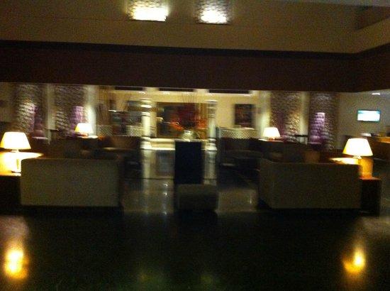 Golden Tulip Udaipur: lounge