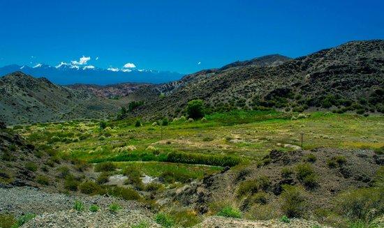 Parque Nacional El Leoncito : Parque