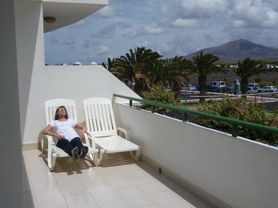 H10 Lanzarote Princess: balkon met prschtig uitzicht