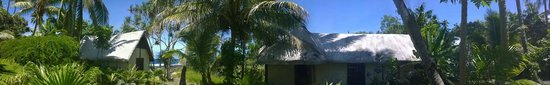 Tanna Lodge: view of the grounds