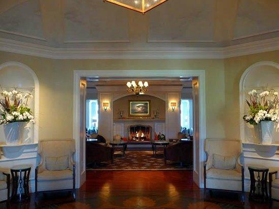 Navio: Lobby at Ritz-Carlton Half Moon Bay