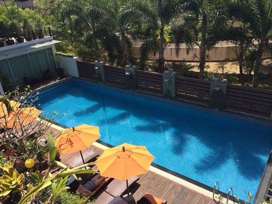 Baan Suwantawe: Balcony View