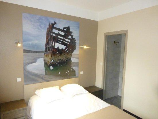 Hotel Bristol Union : Chambre Supérieur