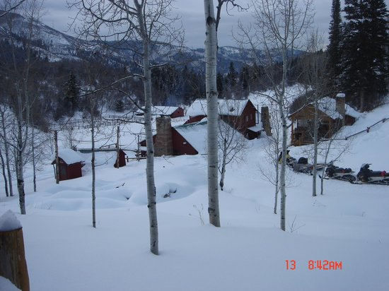 Coulter Lake Guest Ranch : Pic from aspen cabin
