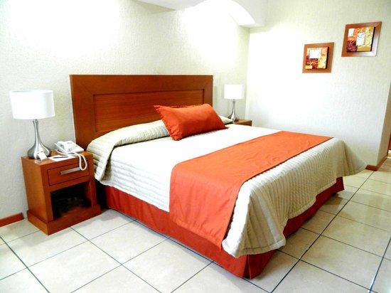 Malibu Hotel: HABITACIÓN ESTANDAR CON CAMA KING