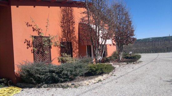 Hotel Monvej : la struttura che ospita le camere