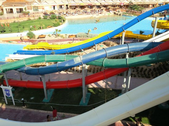 Jungle Aqua Park: территория