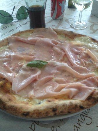 Pizzeria la Playa : Pizza