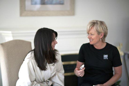 Holtz Spa : Treatment Consultation