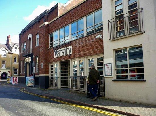 Varsity, Bangor
