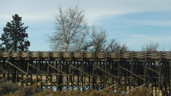 Brasada Ranch: Amazing Bridge