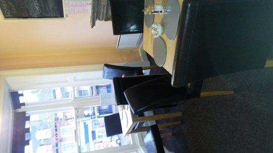 The Cobbles Cafe: 1st Floor