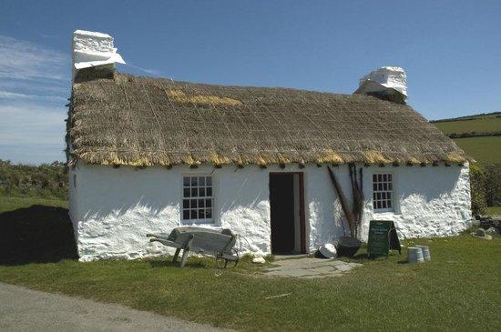 The National Folk Museum at Cregneash: Cregneash