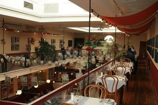Arlingtons  Brasserie
