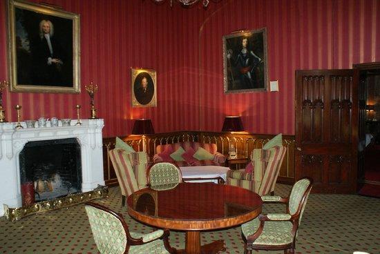 Dromoland Castle Hotel : Study
