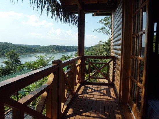 Costa del Sol Iguazu: Vista del Parana