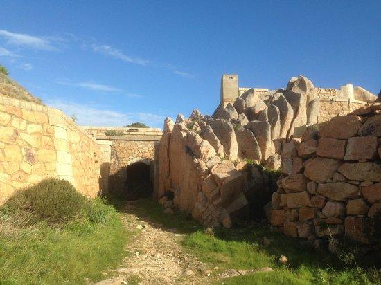 La Fortezza di Monte Altura: fortezza