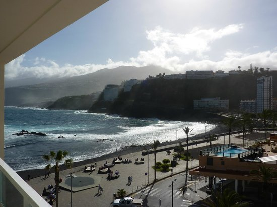 H10 Tenerife Playa: Beliggenhed