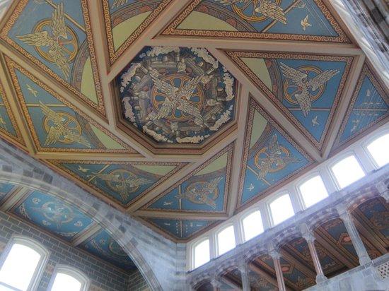 Bahnhof Antwerpen-Centraal: Мозаики