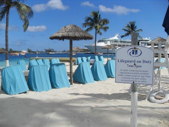 British Colonial Hilton Nassau : zona paya