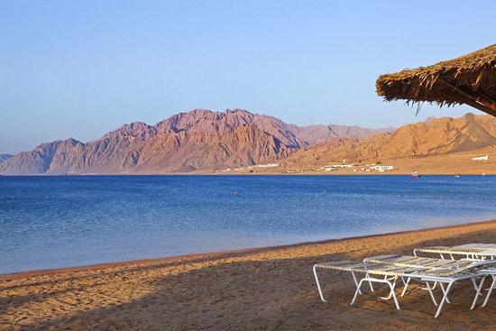 Dahab Resort : Sandy Beach