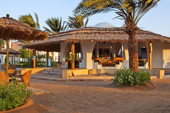 Dahab Resort: Beach Bar
